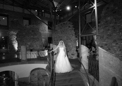 Braut im Jagdschloss Platte, Wiesbaden